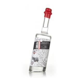 3 Pugs London Dry Gin Miniature - 4cl 40%
