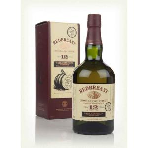 Redbreast 12 Year Old Cask Strength Whisky - 70cl 58.6%