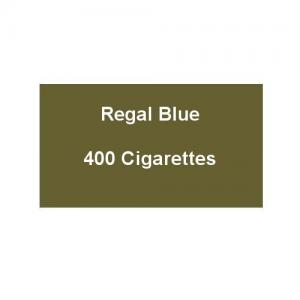 Regal Blue - 20 Packs of 20 Cigarettes (400)