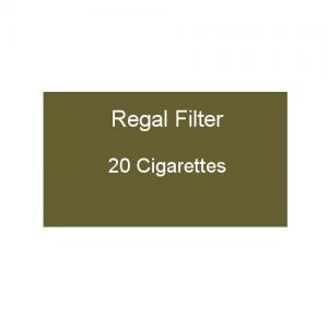 Regal Filter - 1 Pack of 20 Cigarettes (20)