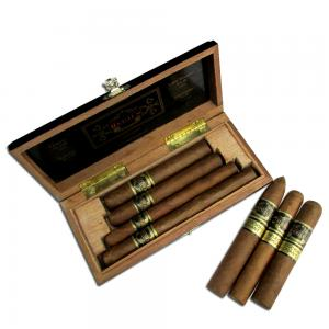 Regius Presentation Box and Orchant Seleccion Sampler - 7 Cigars