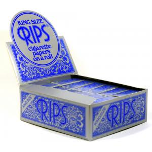 Rips Kingsize Rolling Papers 24 packs