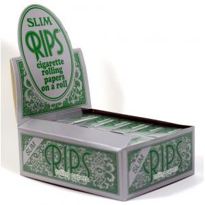 Rips Slim Size Rolling Papers 24 packs