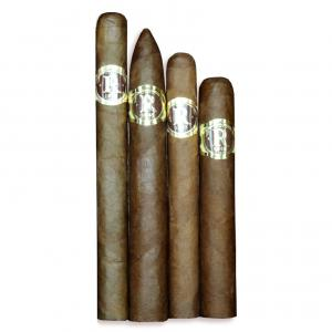 Vegas Robaina Medium to Full Cuban Sampler - 4 Cigars