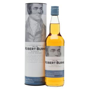Arran Robert Burns Blended Scotch Whisky - 70cl 40%