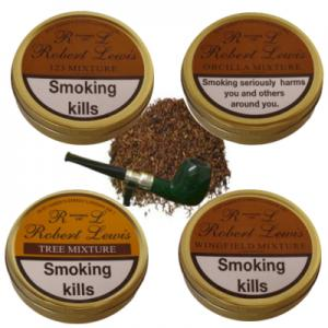 Robert Lewis Pipe Tobacco Sampler - 40g