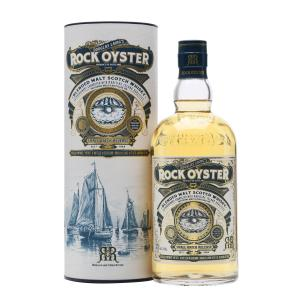 Rock Oyster Blended Malt Scotch Whisky - 70cl 46.8%