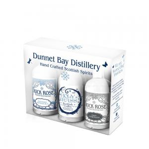 Dunnet Bay Rock Rose Triple 3x5cl Pack