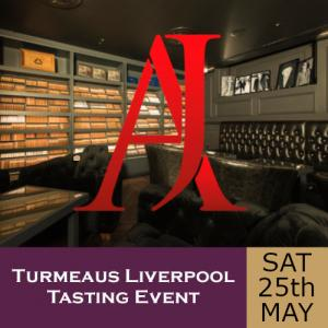 Turmeaus Liverpool Whisky & Cigar Tasting Event - 25/05/19