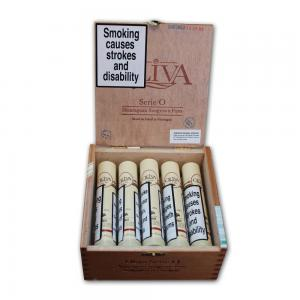 Oliva Serie O - Tubos Robusto Cigar - Box of 10
