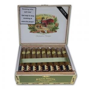 Brick House Double Connecticut Short Torpedo Cigar - Box of 25