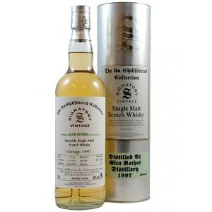 Glenrothes 21 year old 1997 Signatory Vintage - 46% 70cl