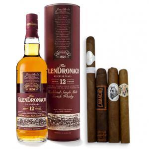 Exclusive - Sweet and Sweet New World Cigars and Glendronach Pairing