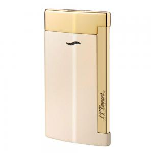 ST Dupont Slim 7 – Flat Flame Torch Lighter - Nude and Gold