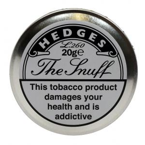 Hedges Snuff 20g
