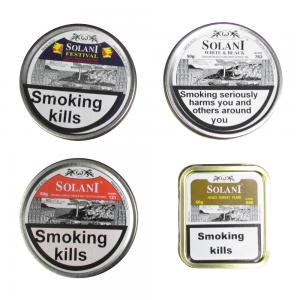 Solani Pipe Tobacco Sampler 40g