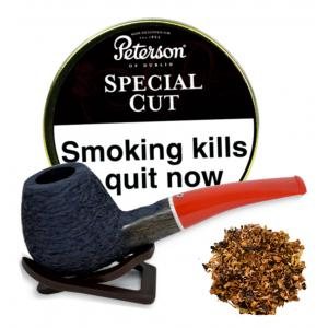 Peterson Special Cut (Formerly Nutty Cut) Pipe Tobacco 50g Tin