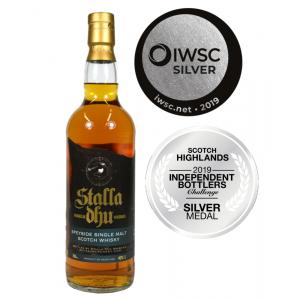 Stalla Dhu Speyside Single Malt Whisky - 70cl 40%
