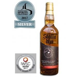 Stalla Dhu Islay Single Malt Scotch Whisky - 70cl 40%