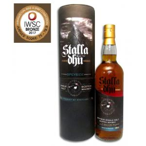Stalla Dhu Speyside Single Malt Scotch Whisky - 70cl 40%