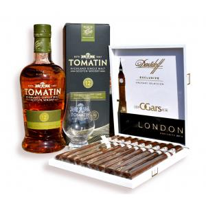 Exclusive - Take Your Time Luxury Tomatin 12 Year Old Pairing Sampler