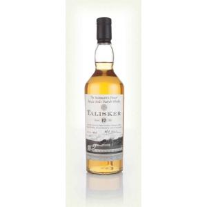 Talisker 17 Year Old Managers Dram Single Malt Scotch Whisky - 70cl 55.2%
