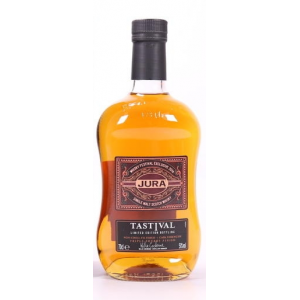 Isle of Jura Tastival 2016 Triple Sherry Finish Whisky Without Box - 70cl 51%