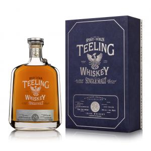Teeling 24 Year Old Vintage Reserve Single Malt Whiskey - 70cl 46%