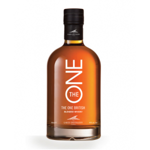 Lakes Distillery The One Blended Whisky - 70cl 40%