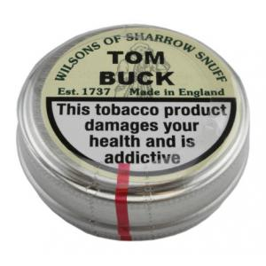 Wilsons of Sharrow - Tom Buck - Medium Tin - 10g