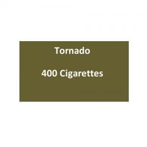 Tornado Cigarettes - 20 packs of 20 cigarettes (400)