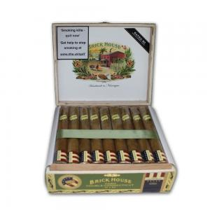 Brick House Double Connecticut Toro Cigar - Box of 25