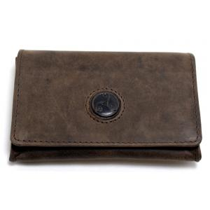Rattrays Peat Small Box Leather Tobacco Pouch