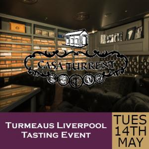 Turmeaus Liverpool Alejandro Turrent Masterclass and Tasting Event - 14/05/19