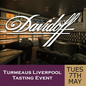 Turmeaus Liverpool Whisky & Cigar Tasting Event - 7/05/19
