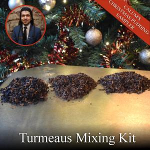 Turmeaus Custom Blend Mixing Kit - Calums Christmas Pudding Sampler