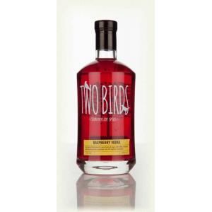 Two Birds Raspberry Vodka - 70cl 26%