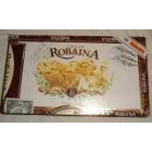 Vegas Robaina Famosos Sealed Box Signed