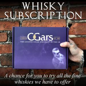 Monthly WHISKY Subscription