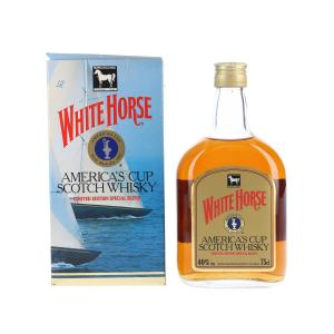 White Horse 12 Year Old Americas Cup 1987 - 40% 75cl