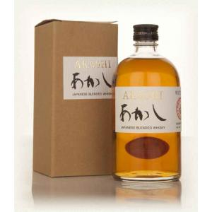 Akashi White Oak Blended Japanese Whisky - 50cl 40%