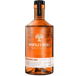 Whitley Neill Blood Orange Vodka - 70cl 43%