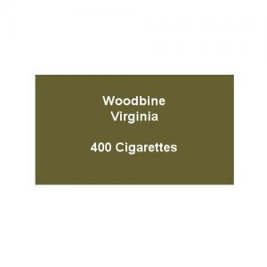 Woodbine Virginia - 20 Packs of 20 Cigarettes (400)