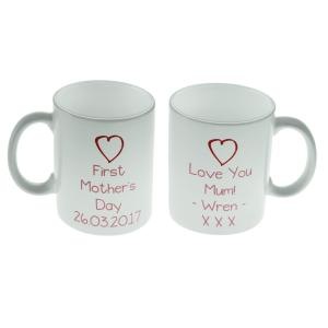 New Mum Personalised Mug
