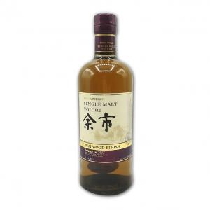 Nikka Yoichi Single Malt Rum Wood Finish Single Malt Whiskey - 70cl 46%