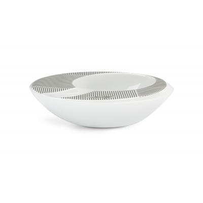 Davidoff - Porcelain Round Ashtray - 1 Cigar