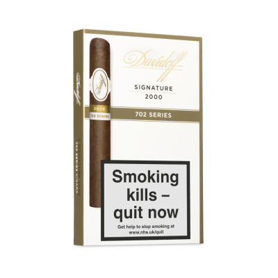 Davidoff 702 Series Signature 2000 Cigar - Pack of 5