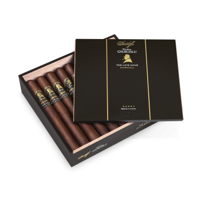 Davidoff Winston Churchill The Late Hour Churchill Cigar - Box of 20