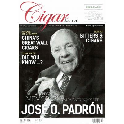 Cigar Journal Magazine - Autumn Edition 2017