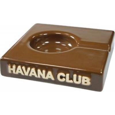 Havana Club Collection Ashtray - El Solito Cigarillo Ashtray - Havana Brown